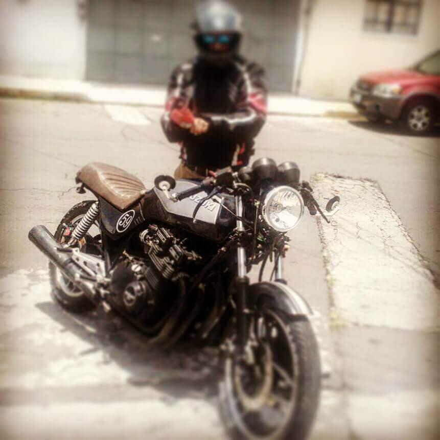 Suzuki GS1100E cafe racer - Vida En Moto Vida En Moto